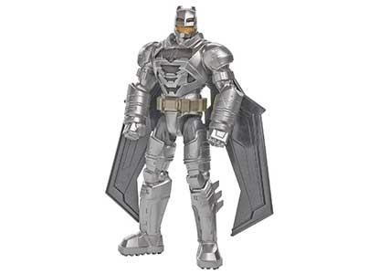 Electro-Armor Batman
