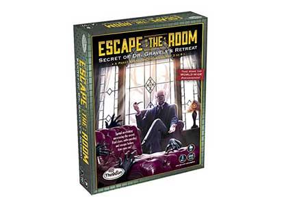 Escape The Room - Secret Of Dr Gravely's