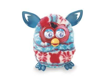 Furby Boom Holiday Sweater