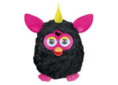 Furby Punky Pink