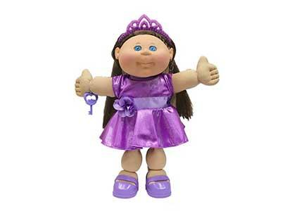 Glitz Cabbage Patch Doll