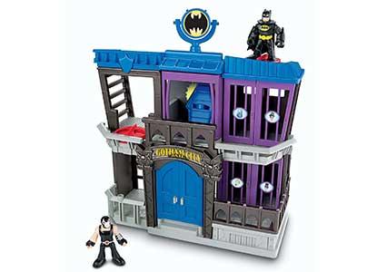 Gotham City Jail
