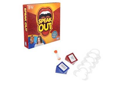 Hasbro Speak Out
