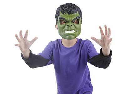 Hulk Voice Changer Mask