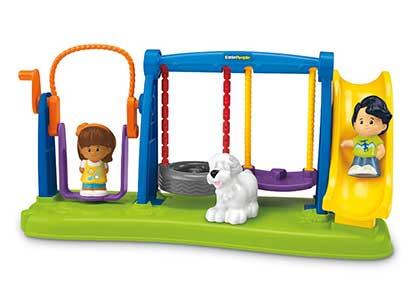 Jump & Play Swing Set