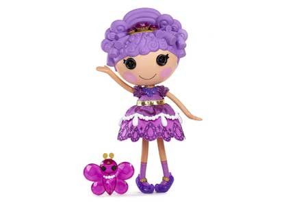 Lalaloopsy Doll- Charms Seven Carat