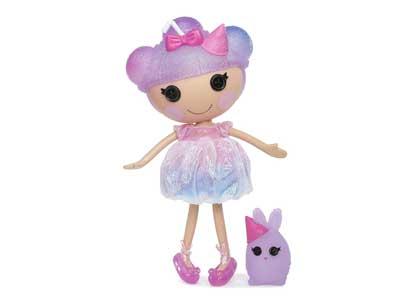 Lalaloopsy Frost I.C. Cone Doll