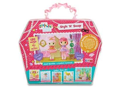 Lalaloopsy Minis Style 'N' Swap Multipack Doll