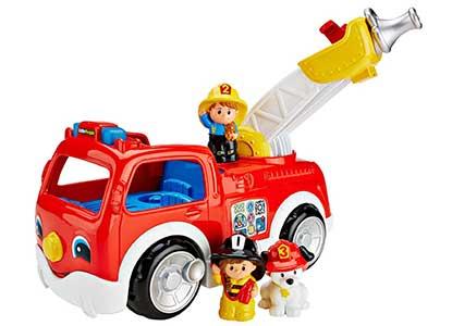 Lift 'n Lower Fire Truck