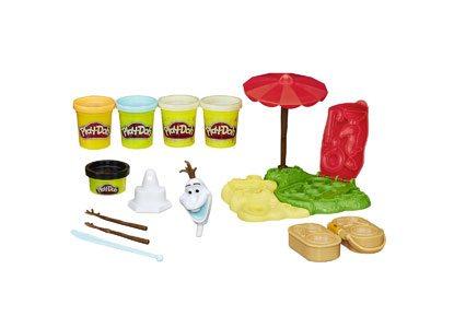 Play-Doh Olaf Summertime