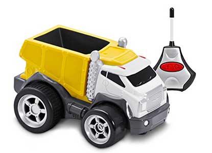 Squeezable Dump Truck