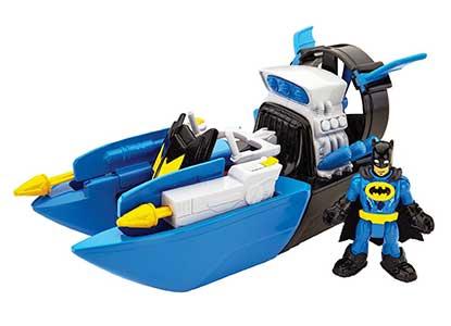 Super Friends Bat Boat