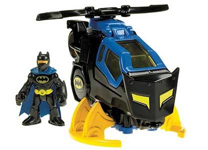 Super Friends Batcopter