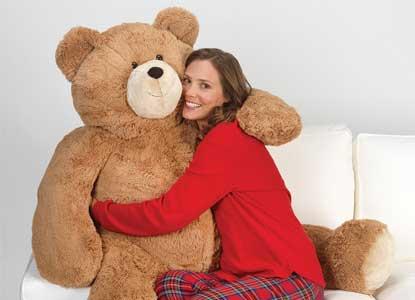 Vermont Teddy Bear Big Giant Bear
