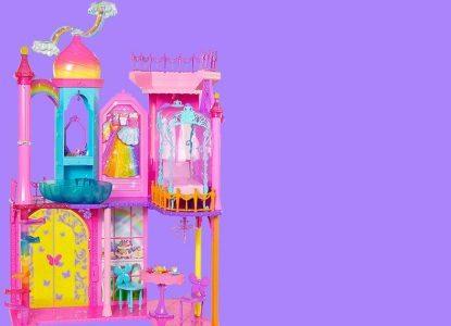 barbie dreamhouses