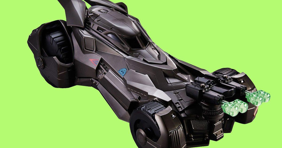 Coolest Batman Toys : Cool batman toys and action figures toy notes