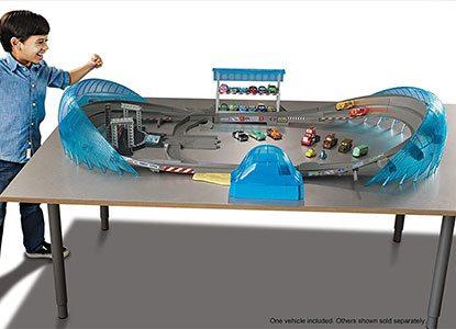 disneypixar cars 3 ultimate florida speedway track set