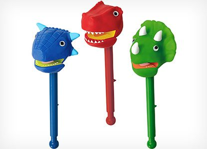 Educational Insights Dinosaurs Puppet-on-a-Stick