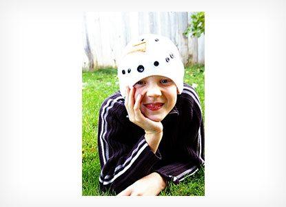 Diy Kids Snowman Hat