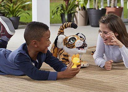 FurReal Roarin' Tyler Playful Tiger
