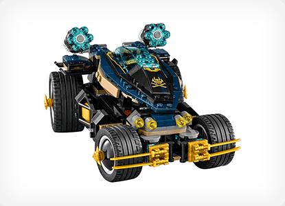LEGO Ninjago Samurai VXL