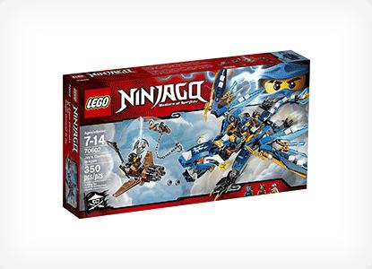 LEGO Ninjago Jay's Elemental Dragon