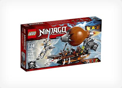LEGO Ninjago Raid Zeppelin