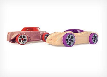 Automoblox Mini SC1 Chaos and HR5 Scorch Cars