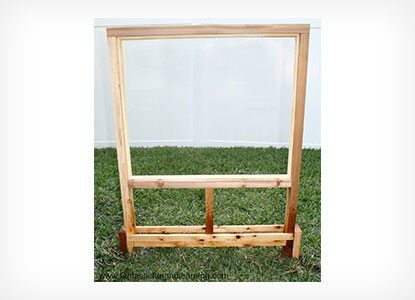 Diy Outdoor Easel