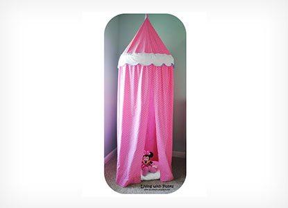 Diy Children's Play Tent