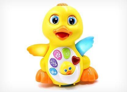 TOYK Musical Duck