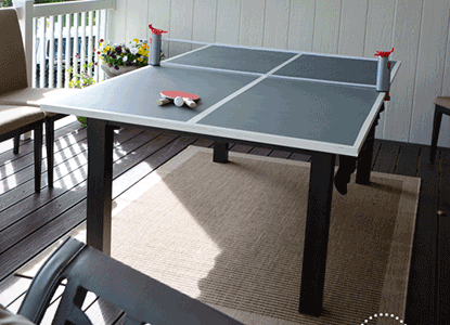 Diy Ping Pong Table