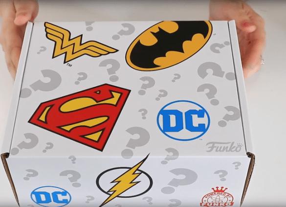DC Comic Funko Pop Blind Box