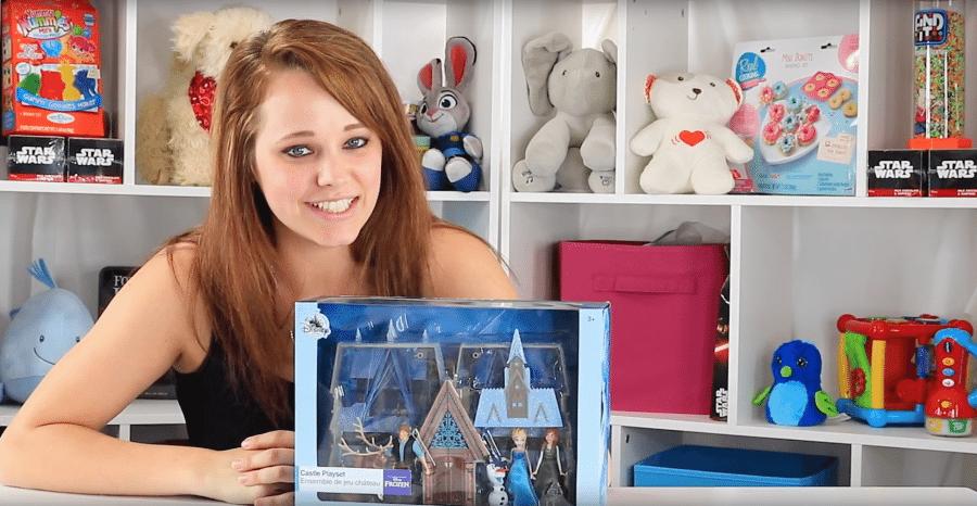 Disney Frozen Castle Playset