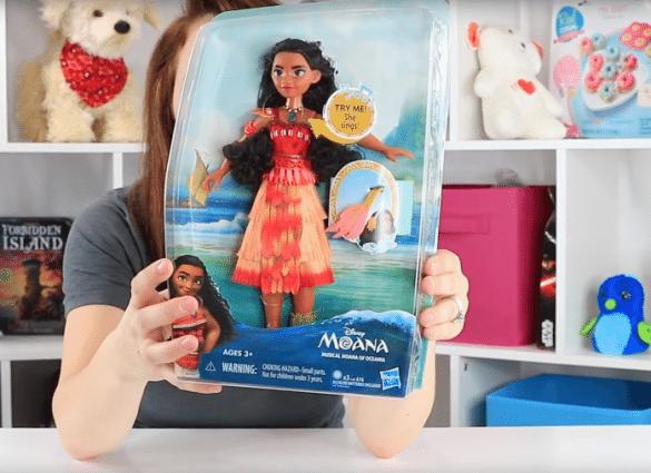 Disney Princess Moana Musical Moana of Oceania