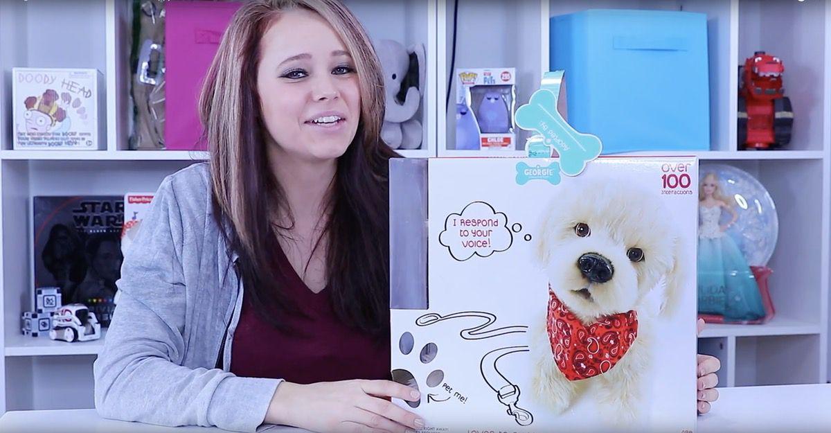 Georgie Interactive Puppy