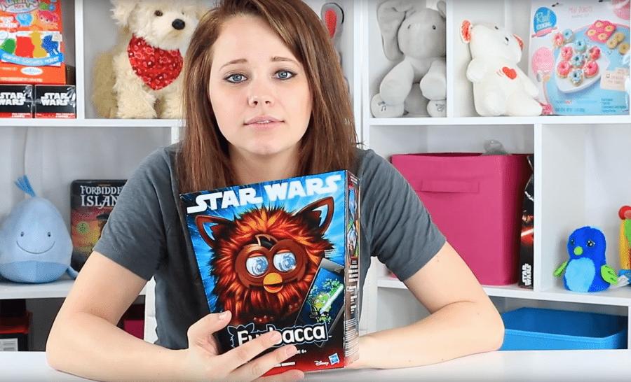 Hasbro Star Wars Furby Furbacca