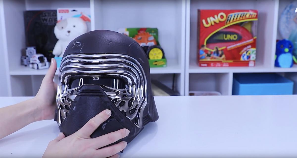 Kylo Ren Voice Changer Helmet