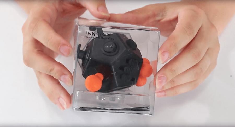 Magic Fidget Cube What Would Your Favorite Fidget Side Be