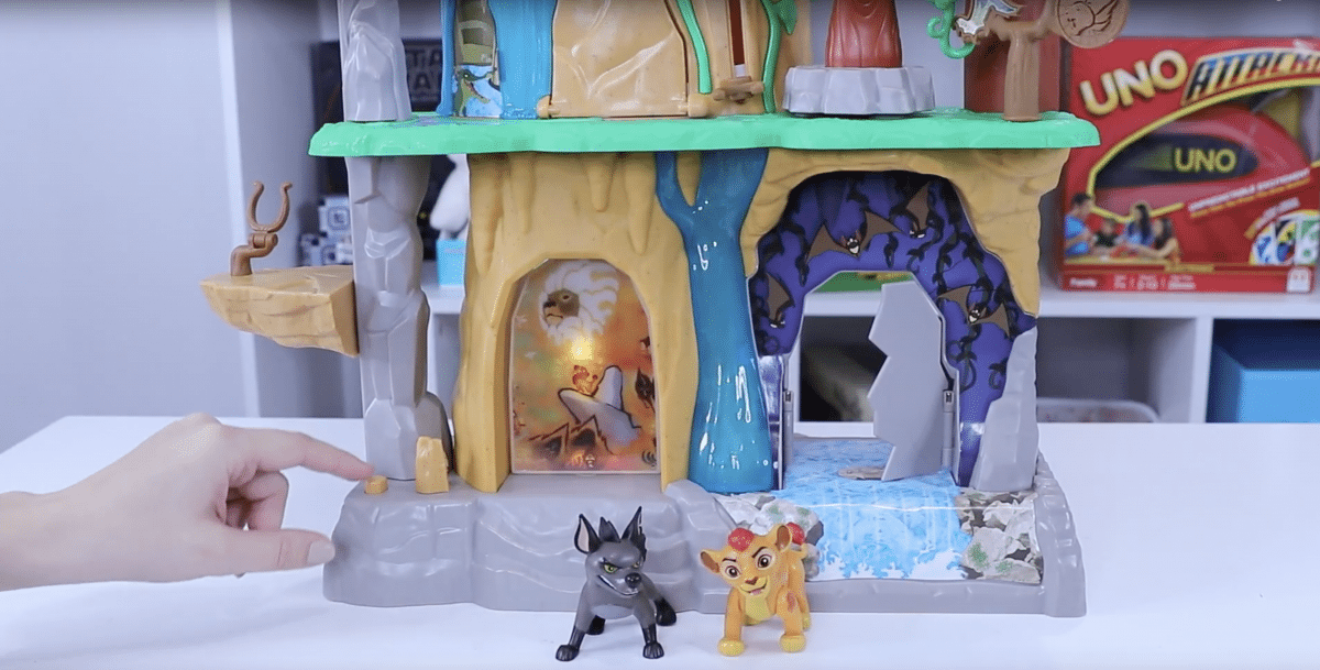 Lion Guard Training Playset Review