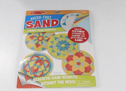 Melissa & Doug Mess Free Sand Mosaics