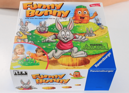 Ravensburger Funny Bunny Children's Game
