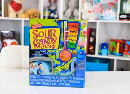 Scientific Explorer Sour Candy Factory Kit