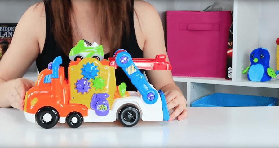 Smart Wheels Deluxe Car Carrier