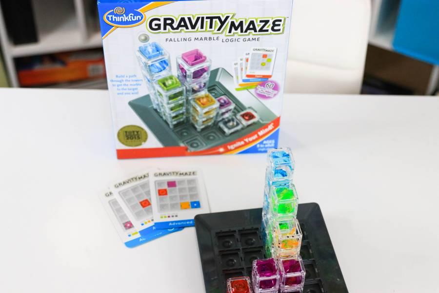 ThinkFun Gravity Maze Review
