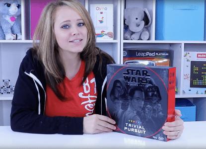 Trivial Pursuit Star Wars Black Series
