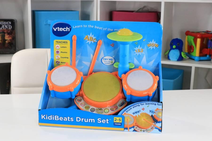 Vtech KidiBeats Kids Drum-Set