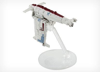 Hot Wheels Star Wars Resistance Bomber Die-Cast Vehicle