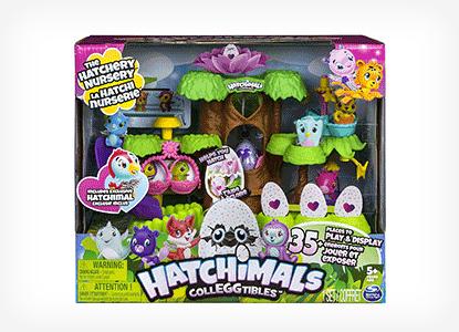 Hatchimals Nursery Playset