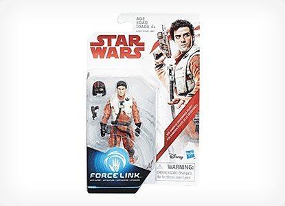 Star Wars: The Last Jedi Poe Dameron Figure